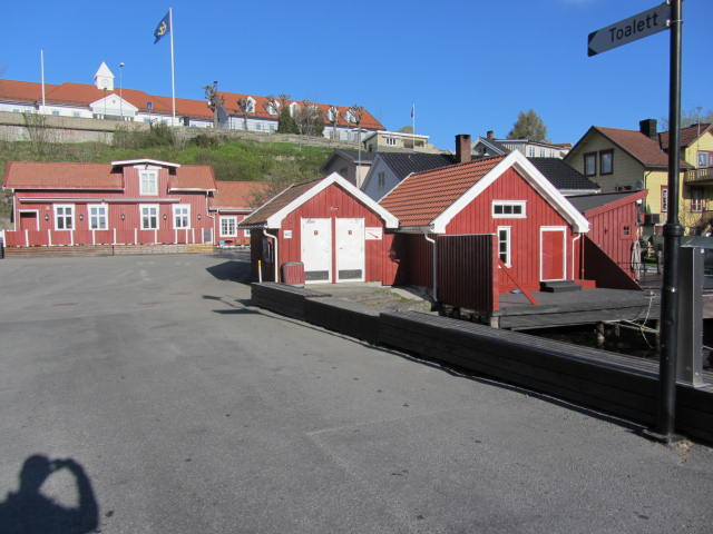 Tuppen street mot nordvest