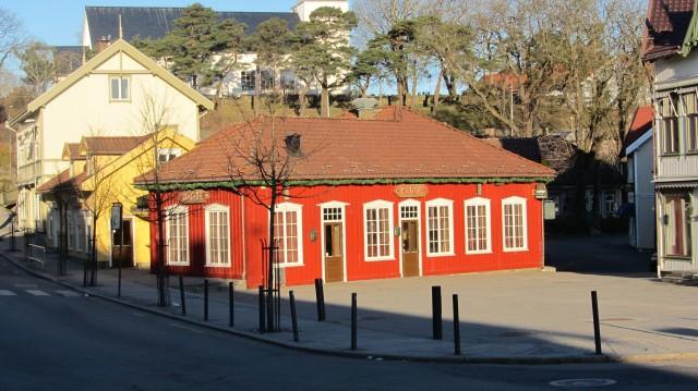 Torget 14 Langesund