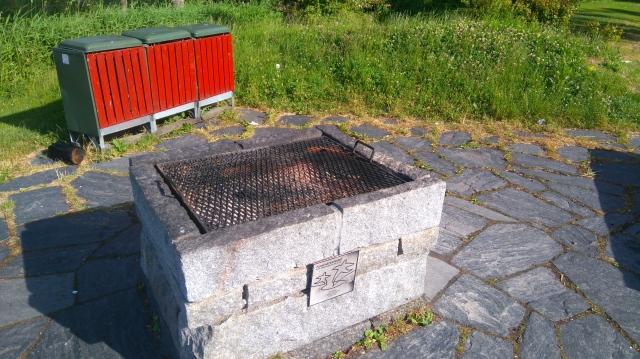 Grillen i Krogshavn