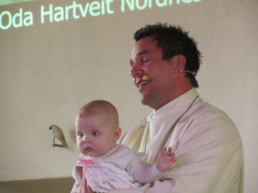 Dåpsbarent og Stian