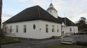 Langesund Bad hovedgård, fra sydøst
